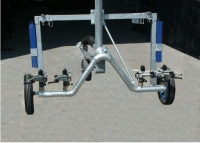 R240, zp - Belka ciśnieniowa do deszczowania podkoronowego