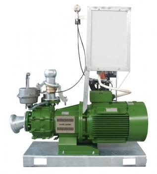 Pompownie elektryczne MEK80 - BOGART