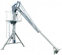 SG30 - Mieszadła wałowe ciągnikowe słupowe