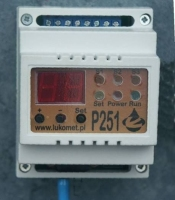 P251, P252 - Elektroniczny sterownik