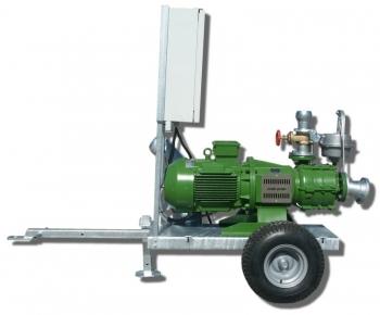 Pompownie elektryczne E320.ME20K65-32/4 15kW