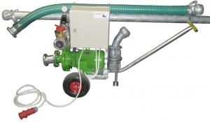 Pompownie elektryczne E320.MEW12,5/40A