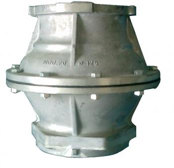 Głowice hydrantowe bajonetowe