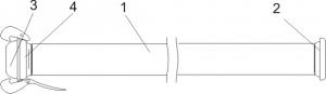 Rury ssące sztywne szybkozłączne typ B