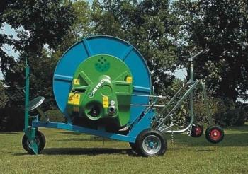 Deszczownie bębnowe przewoźne 50FBT/170 są przeznaczone do nawadniania małych kilku hektarowych powierzchni upraw warzywniczych, sadowniczych, szkółkarskich oraz terenów zielonych, parków, ogrodów, terenów sportowych, itp.