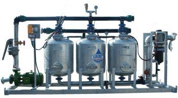 Stacja oczyszczania wody - Lukobel