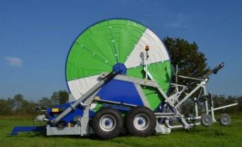 Deszczownie szpulowe IRTEC typu MAGNUM Specjal  są przeznaczone do nawadniania rolniczych upraw polowych, ogrodniczych, użytków zielonych itp.