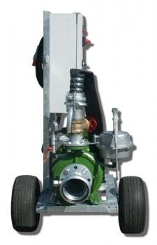 Pompownia elektryczna monoblokowa MN15E40-200