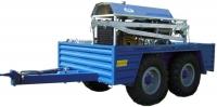 T151, RX150/400 - Pompownia spalinowa KWB