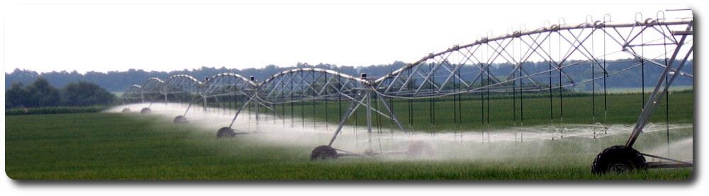 Deszczownia mostowa