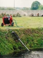 R111 - System deszczowni szpulowej LEADER 32/70 do nawadniania trawników