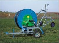 Deszczownia szpulowa IRTEC 58G/250 - Sterowanie elektroniczne