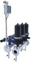 Stacja oczyszczania wody z filtrami dyskowymi