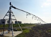 H510 - Deszczownie mostowe centryczne IRTEC