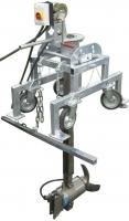 SG70.slup - Mieszadło podrusztowe elektryczne słupowe