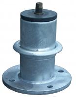 Głowice hydrantowe RAESA kołnierzowe