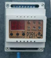 Elektroniczny sterownik hydrostatyczny