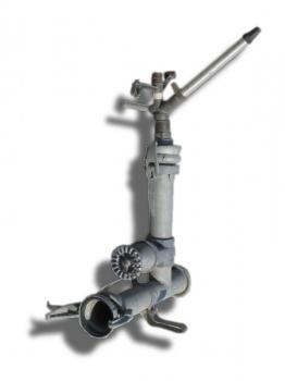 Deszczownie przenośne aluminiowe MEPROZET