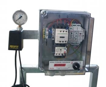 Pompownie elektryczne E320.ME15K65-22/4 11kW