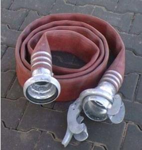 Rurociągi elastyczne szybkozłączne na wężach gumowych FE