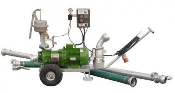 Pompownia elektryczna monoblokowa MN7,5E40-160