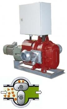 Pompownia kłykciowa elektryczna VL7 - 5kW