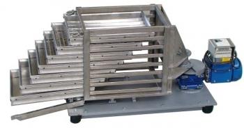 Laboratoryjny separator kiszonki