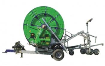 Deszczownie bębnowe IRTEC G F8 są przeznaczone do nawodnień upraw rolniczych, ogrodniczych, szkółek leśnych, terenów zielonych itp.