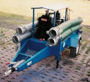 Pompa spalinowa SN