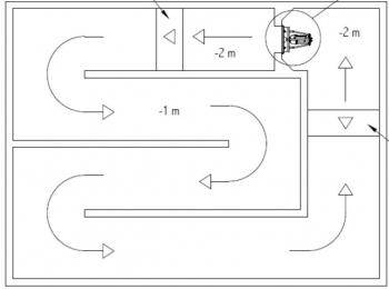 SG50,PR1C Mieszadło kanałowe elektryczne zatapialne