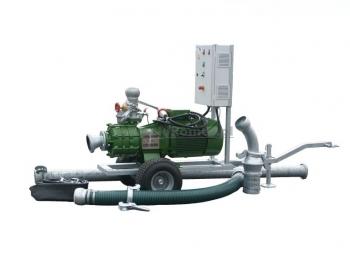 Pompownie elektryczne E320.ME40K80-90/2A 30kW