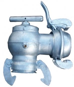 Łuki hydrantowe S38 BAUER