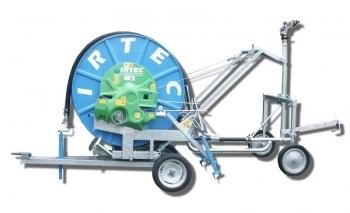 Deszczownie bębnowe IRTEC 58G/250 są przeznaczone do nawodnień upraw rolniczych, ogrodniczych, szkółek leśnych, terenów zielonych itp.