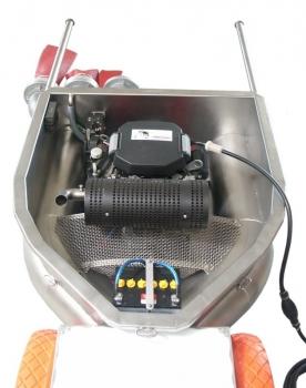 Pompa pływająca popowodziowa