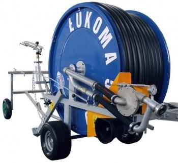 G140 - Барабанные дождевальные установки ŁUKOMA 50/180